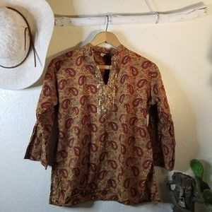 Tops - Womens fashion top / tunic style